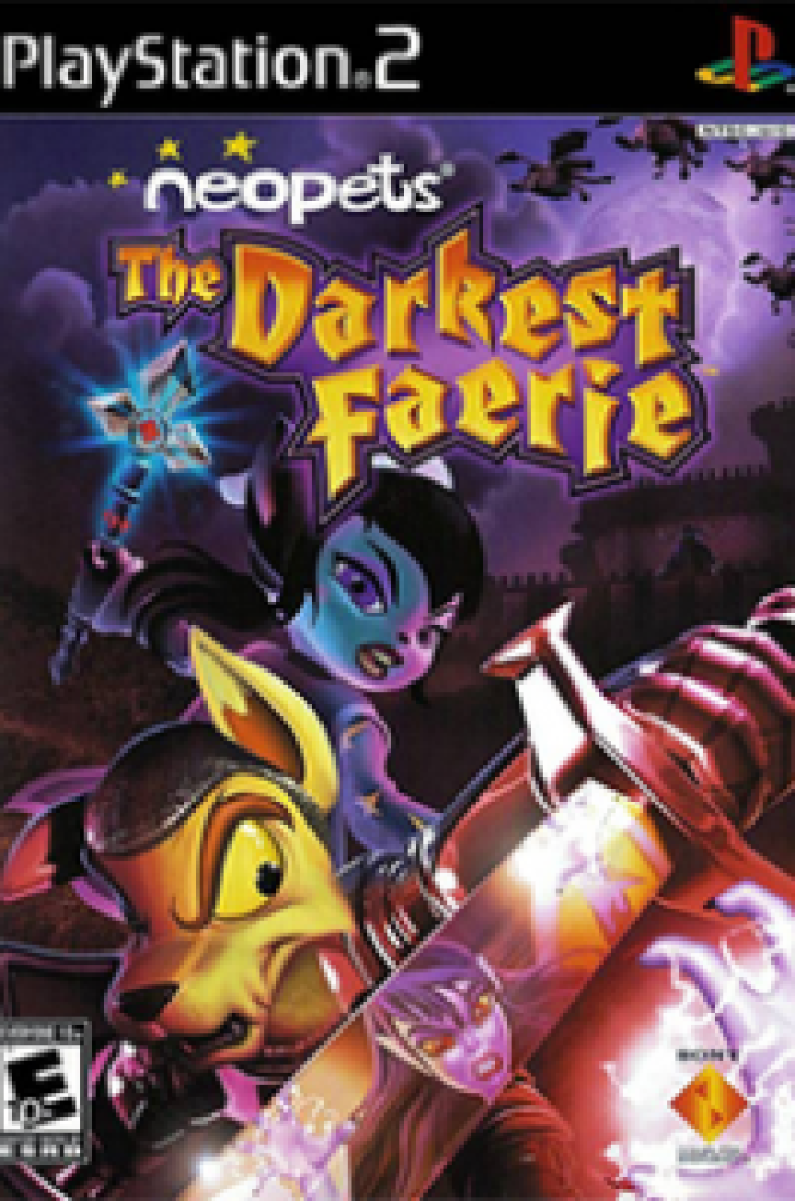 The Darkest Faerie