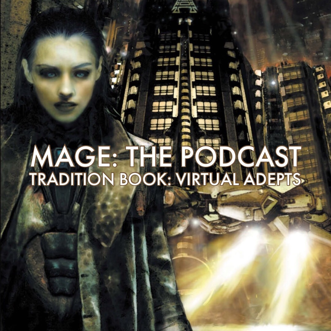 Interview on Mage: The Podcast