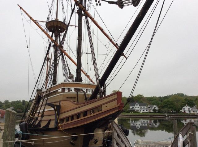 2015-05-19 Mayflower II harbor 3_117769