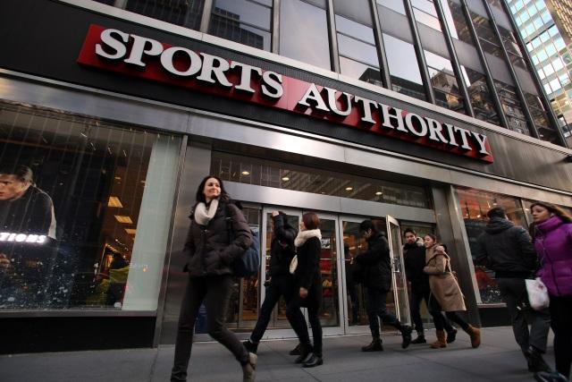 Sports Authority Shutterstock_252307