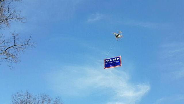 Trump drone 1_255364