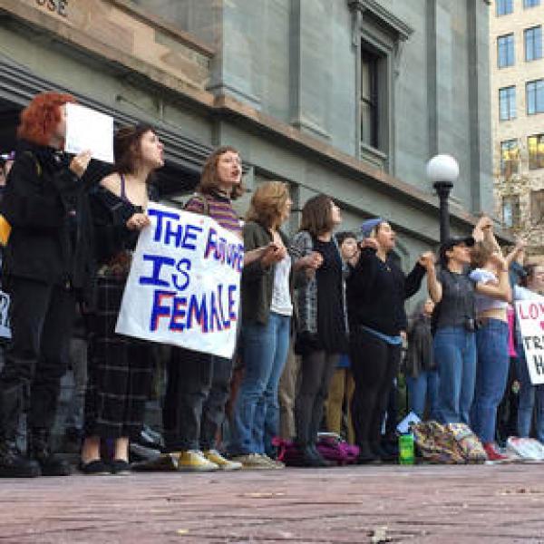 Election Protests Oregon_355560