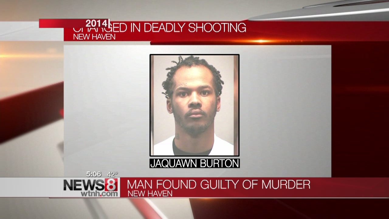 New Haven man convicted of fatal shooting during pot deal