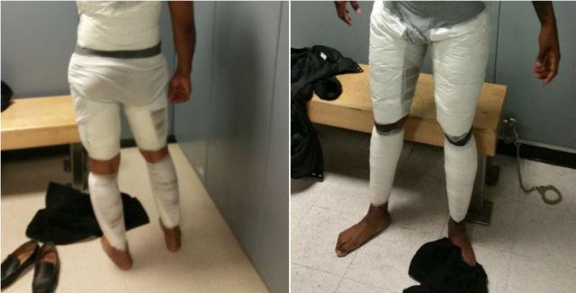 cocaine smuggle pants_441067