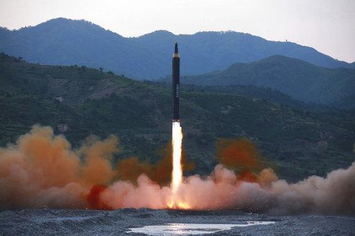 North Korea Koreas Tensions_451419