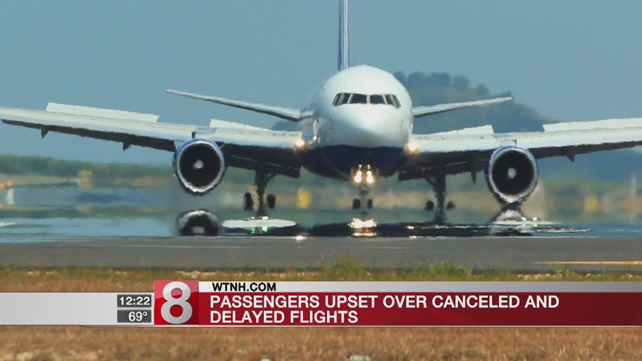 Airline complaints rise over the past year