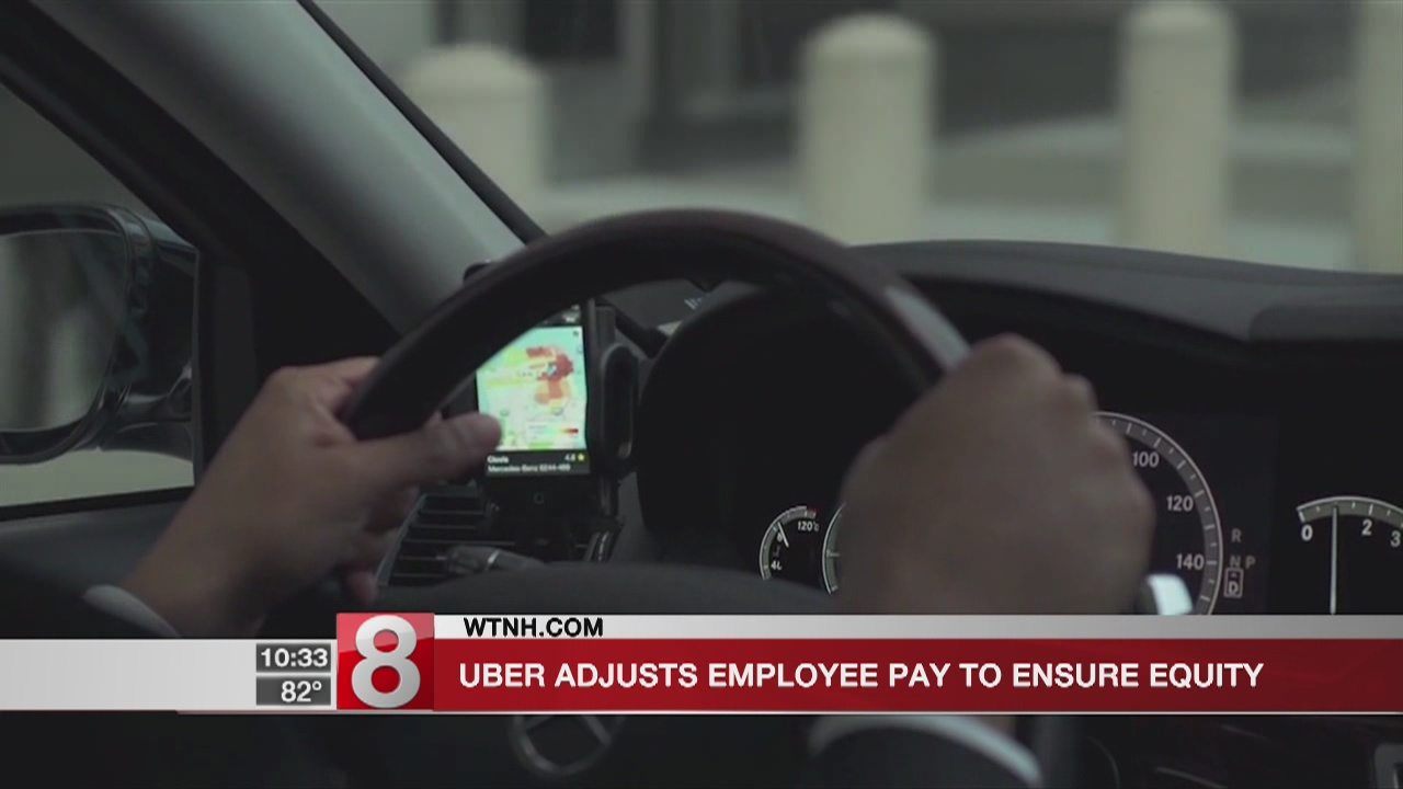 Uber boosts salaries to ensure fair pay for all drivers