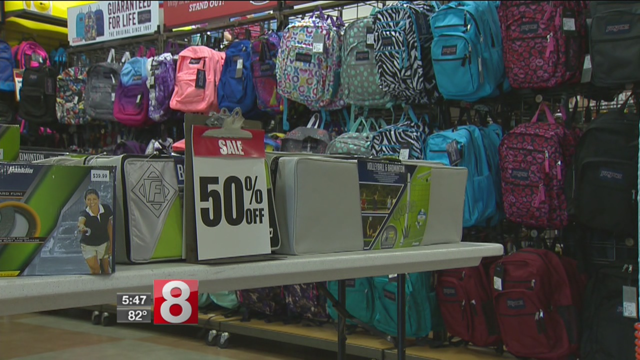 Planning out your back-to-school shopping