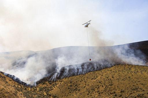 Western Wildfires_485903