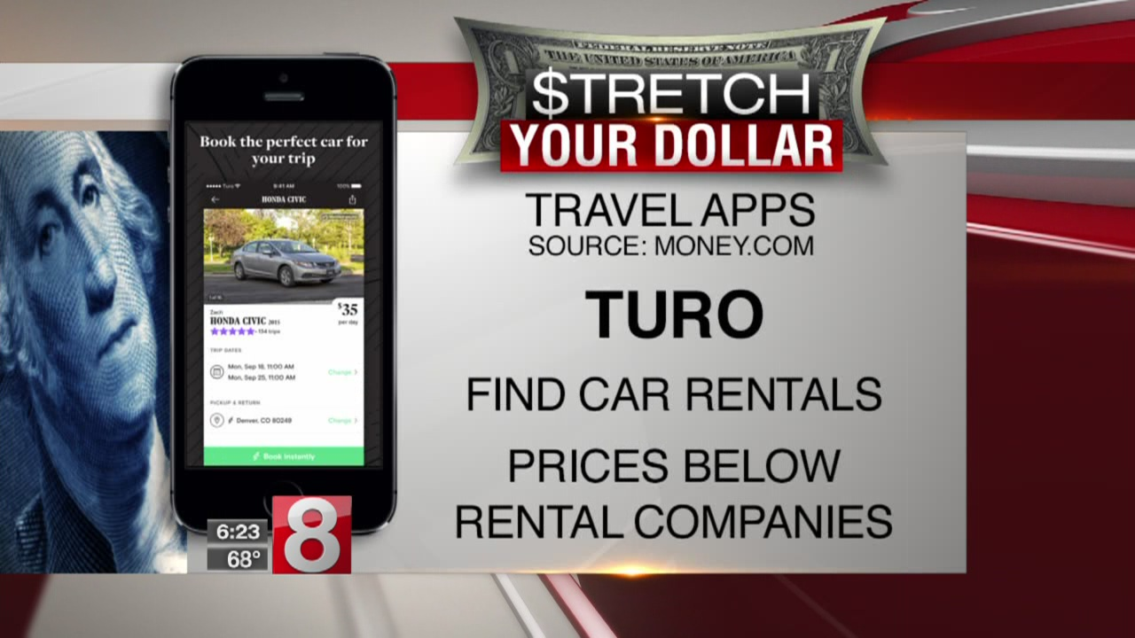 Stretch Your Dollar: Apps to save you money on travel