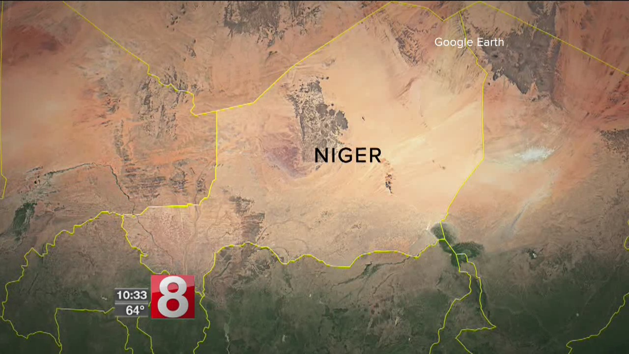 US troops met with 'overwhelming force' in Niger ambush, official says