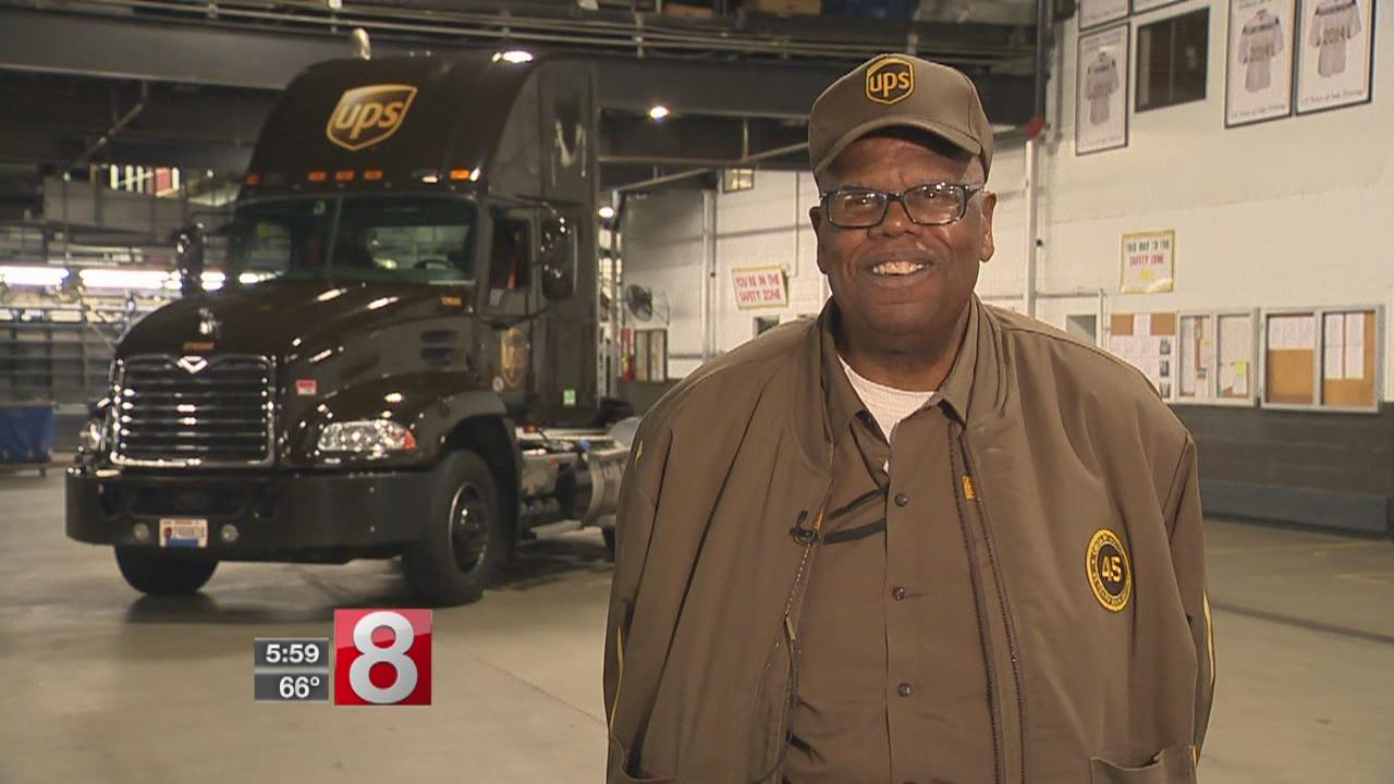 UPS driver Walter Beasley_547411