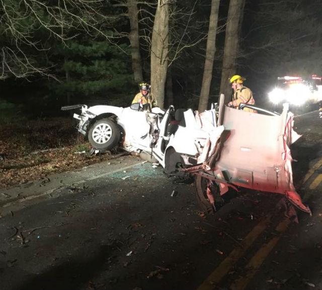 Life Star responds to serious crash in Lebanon