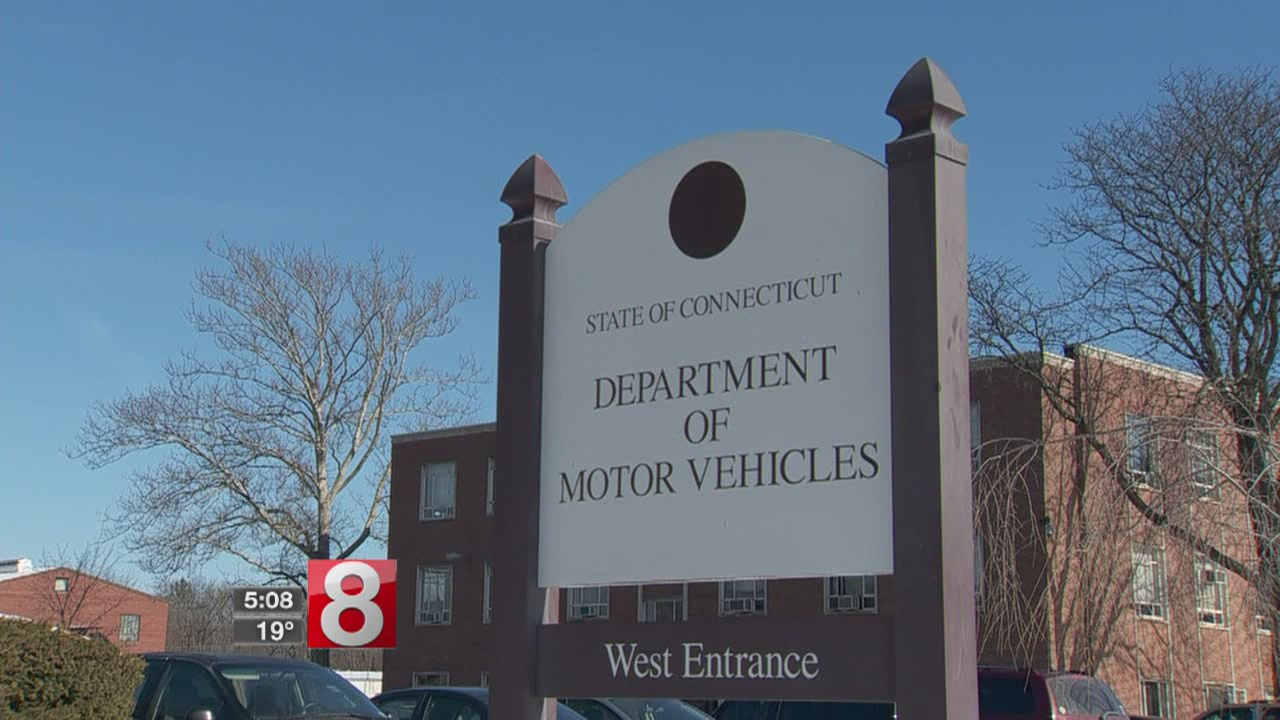DMV cancels Thursday road tests