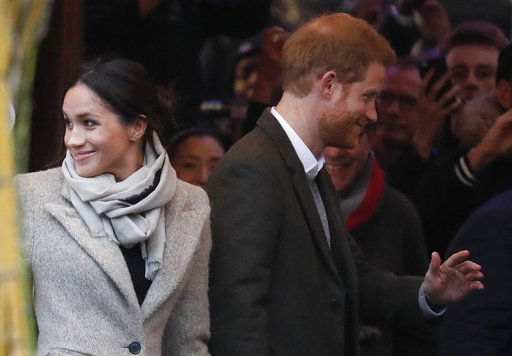 Britain Royals_596581