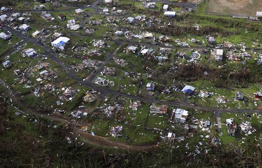 Puerto Rico Hurricane Maria_584367