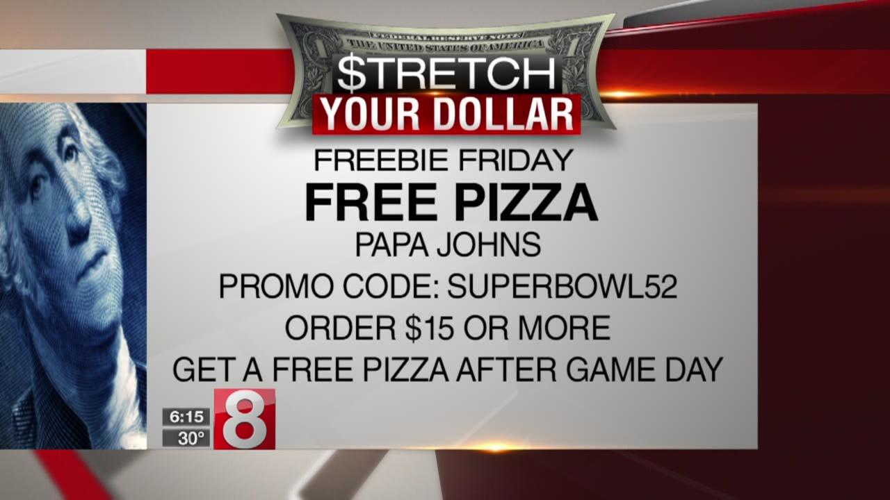 Freebie Friday: Super Bowl deals, Bahama Mamas and froyo
