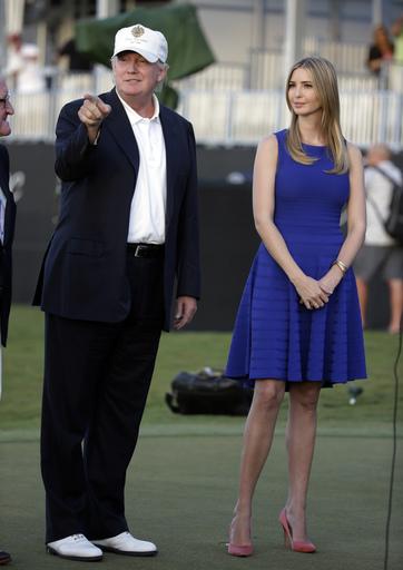 Donald Trump, Ivanka Trump_617219