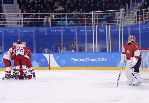 Pyeongchang Olympics Ice Hockey Women_624718