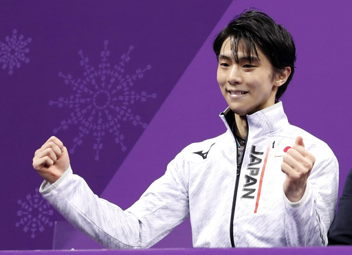 Pyeongchang Olympics Figure Skating Men_624727