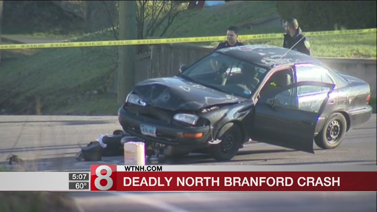 Motorcyclist dies in crash that closed Route 80 in North