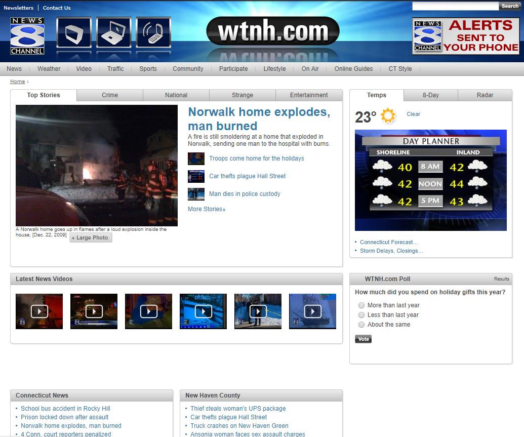 wtnh school closings and delays