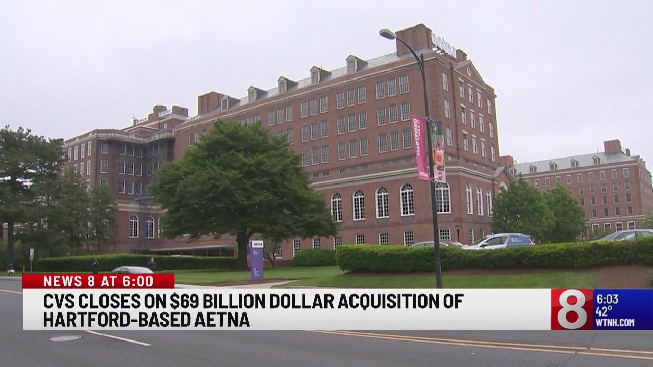 CVS, Aetna complete $69B deal
