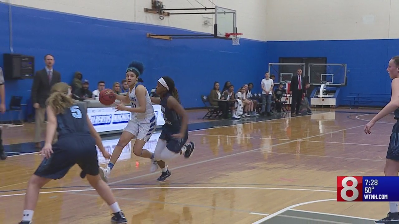 Albertus Magnus women continue increase basketball season