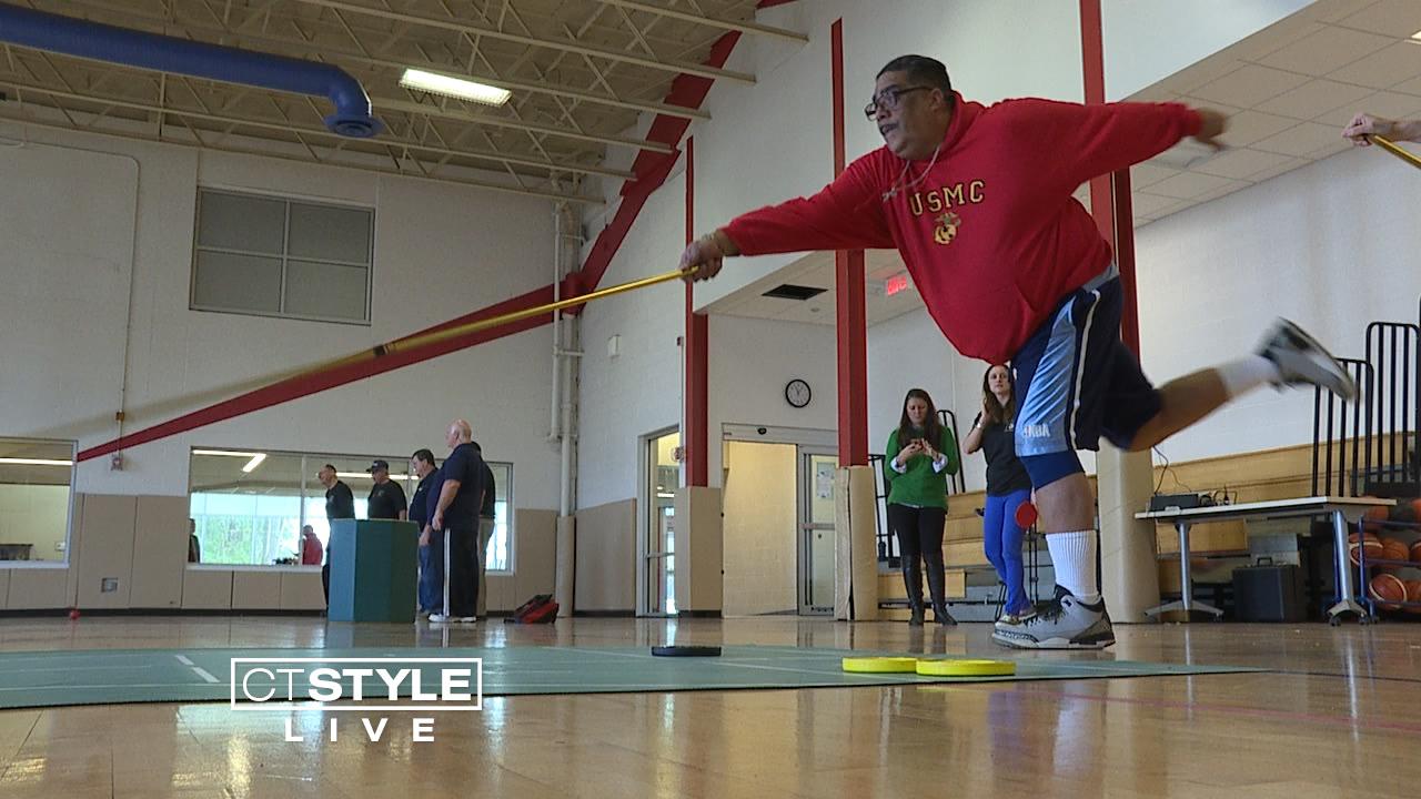 Connecticut Senior Veterans Preparing for National Golden Age Games