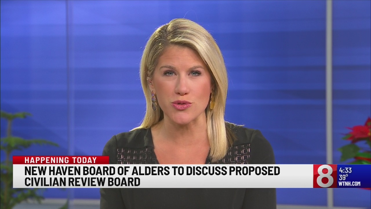 New Haven Board of Alders to discuss proposed Civilian Review Board