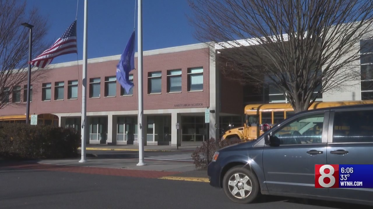 Police records show how many students arrested/cited for drug offenses at Amity High