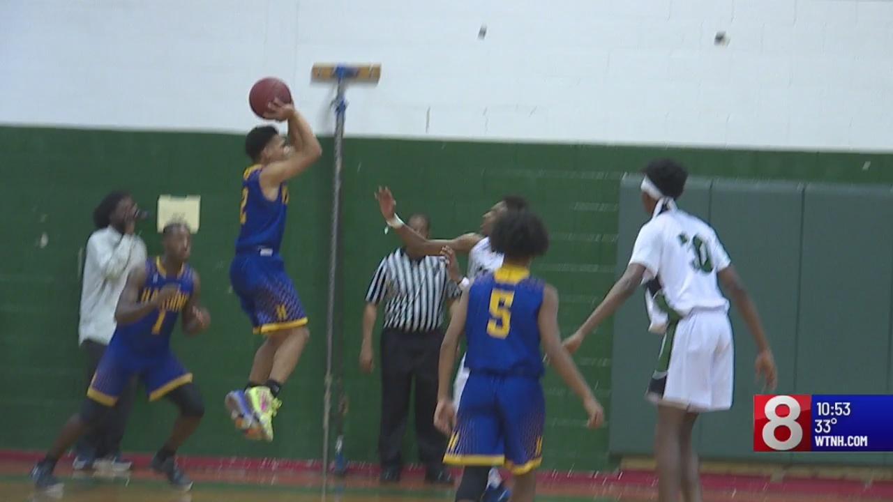Bassick of Bridgeport basketball takes down Harding 89-57