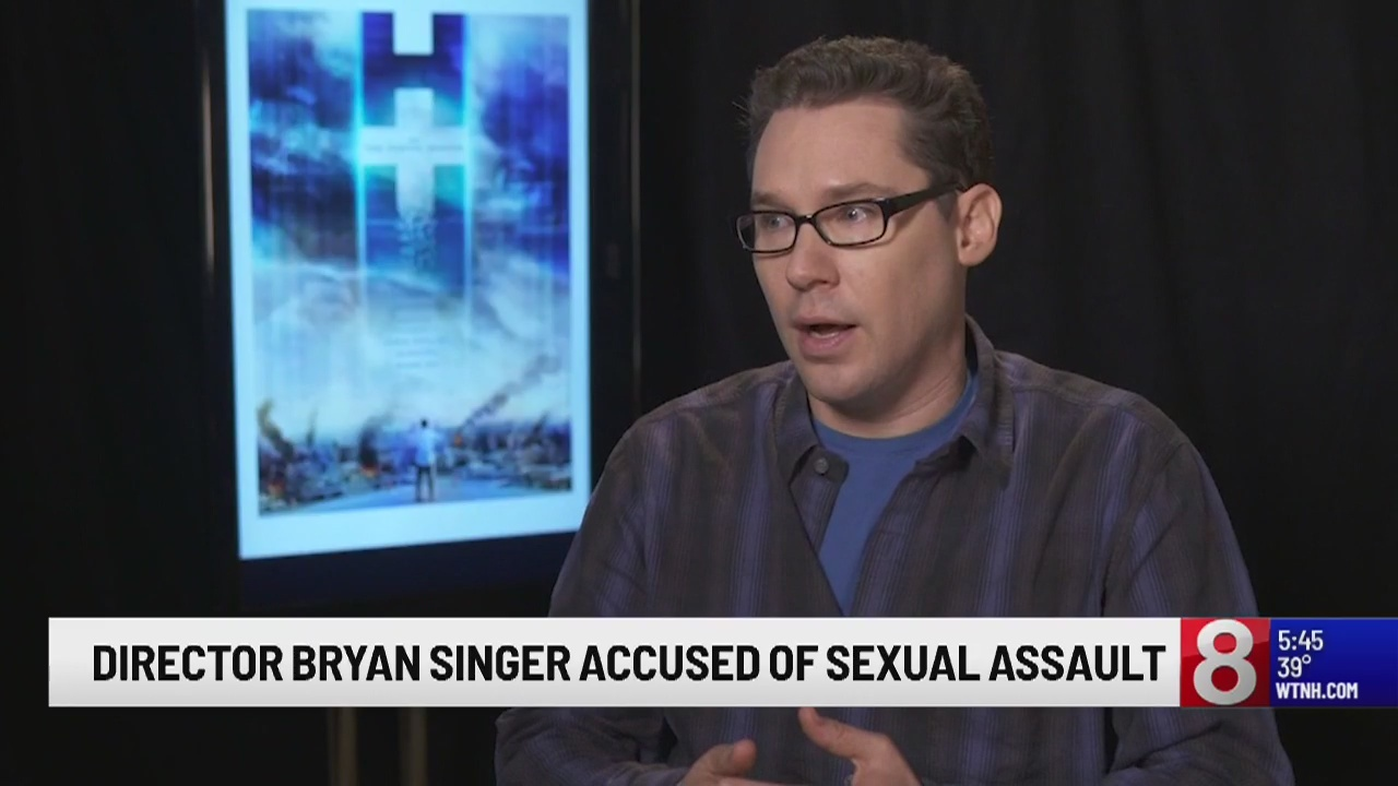 Filmmaker Bryan Singer accused of sexual assault