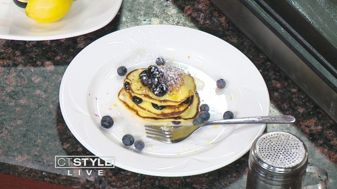 In The Bender Kitchen: Chef Raquel Rivera-Pablo makes pancakes with a twist