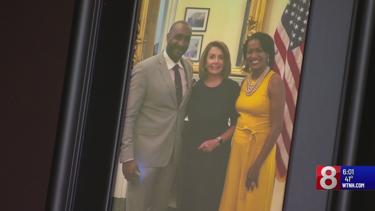 Jahana Hayes is officially Connecticut's 5th District Representative