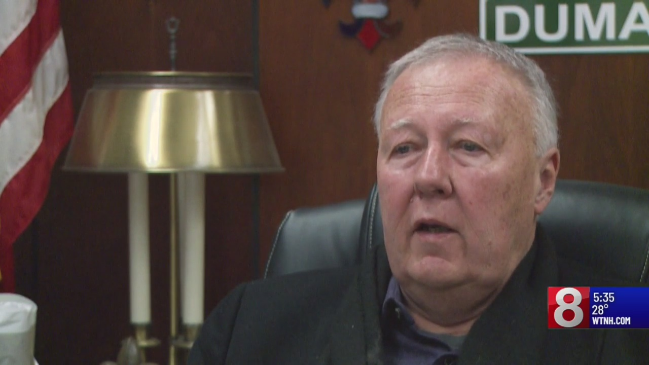 Naugatuck mayor speaks about lieutenant under fire for Facebook posts