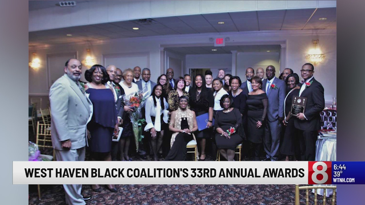 West Haven Black Coalition celebrates at 33rd annual awards dinner