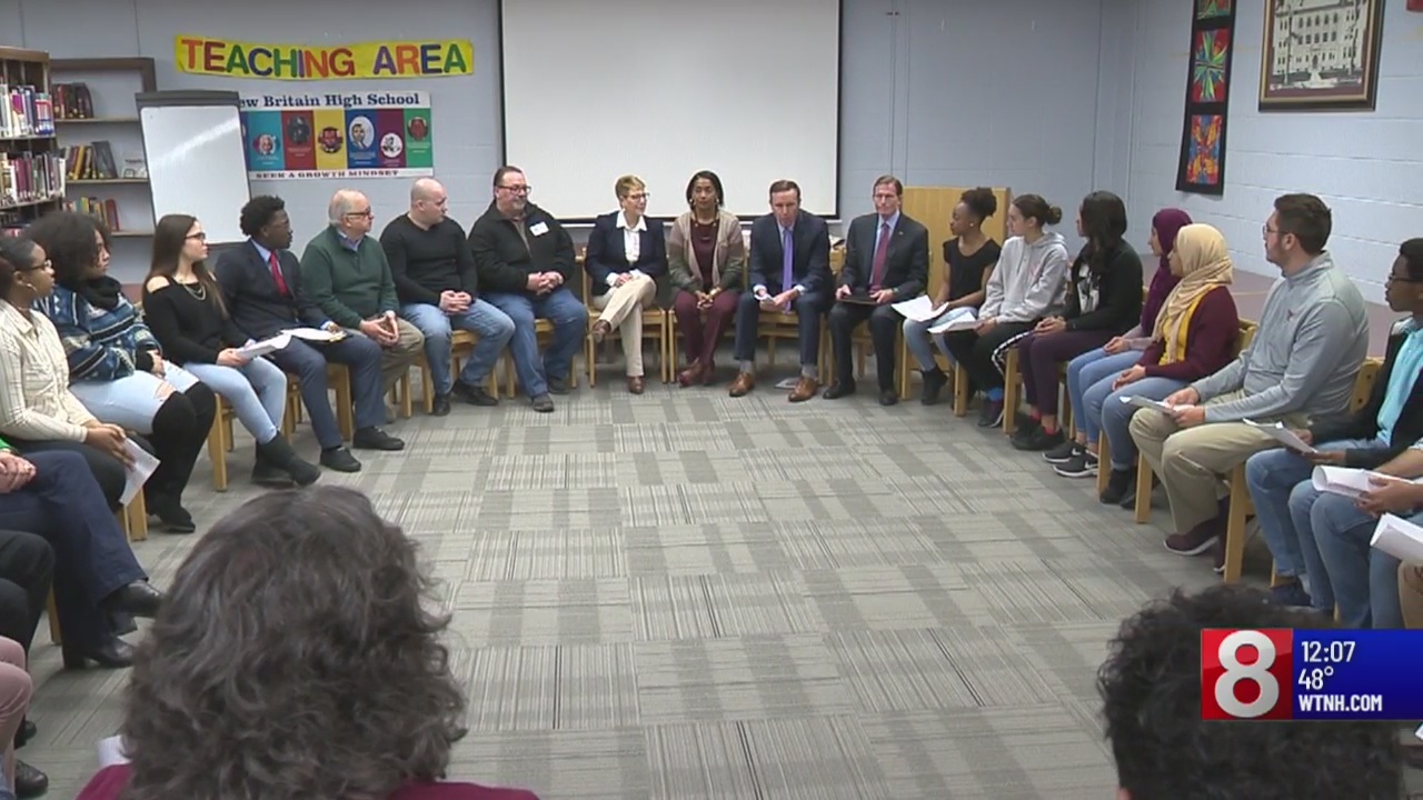 Round Table Jobs Application.Ct Lawmakers To Hold Round Table Discussion In New Britain On