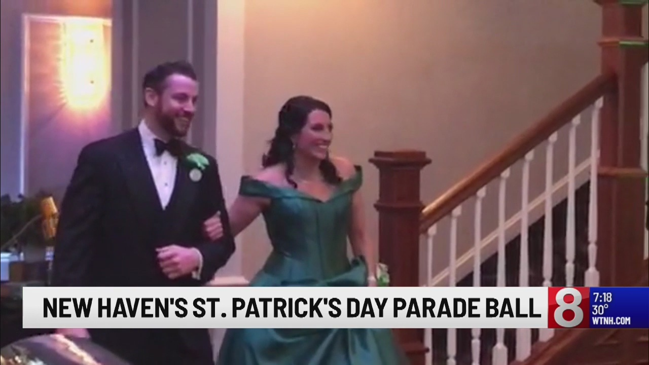St. Patricks day parade ball 2019
