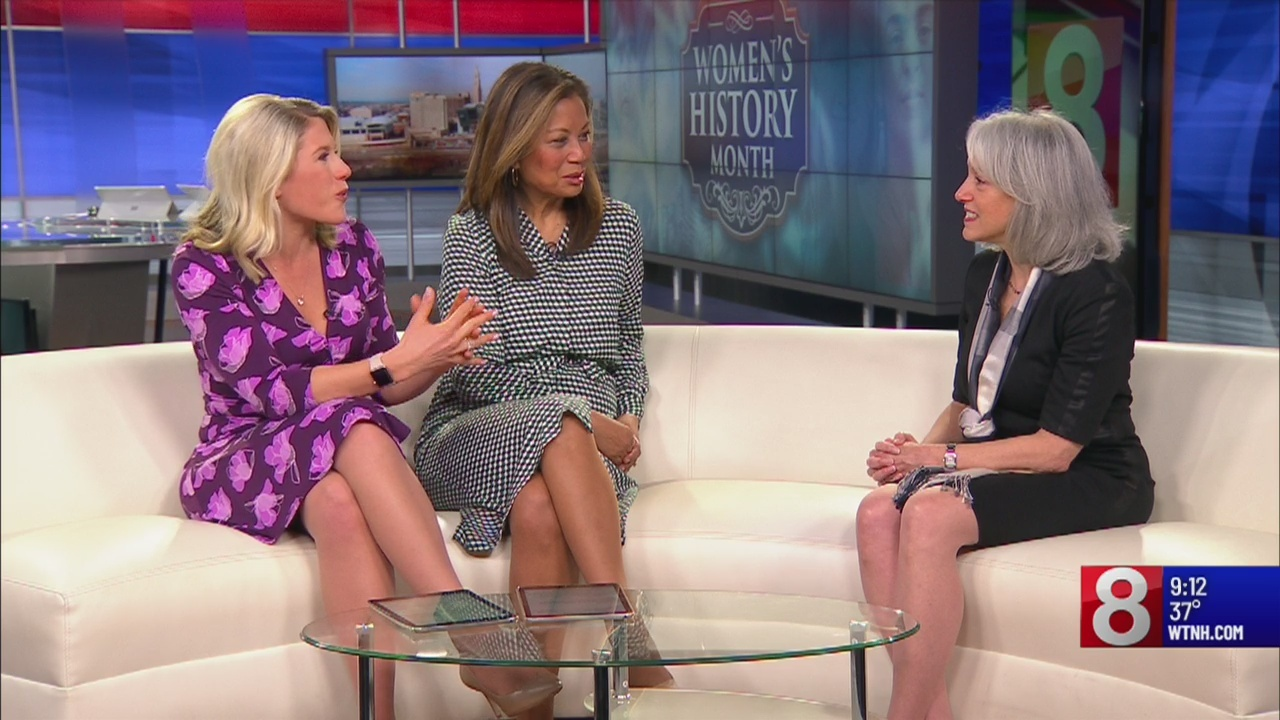 Women's History Month: President of Anthem Blue Cross Blue Shield Jill Hummel