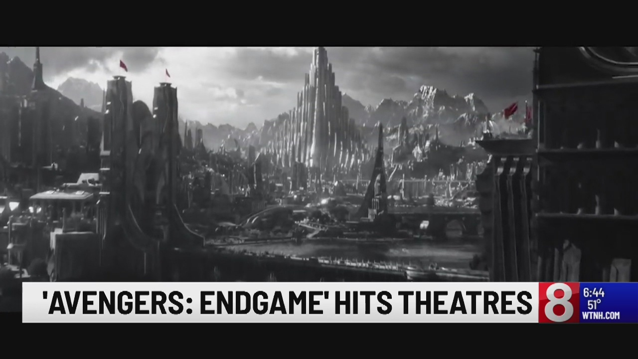 'Avengers: Endgame' flies high for fan expectations and box office