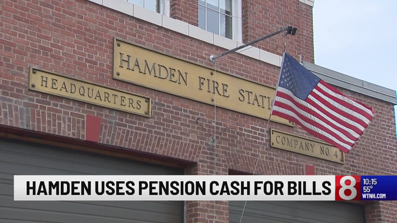 Big concerns about money problems in Hamden