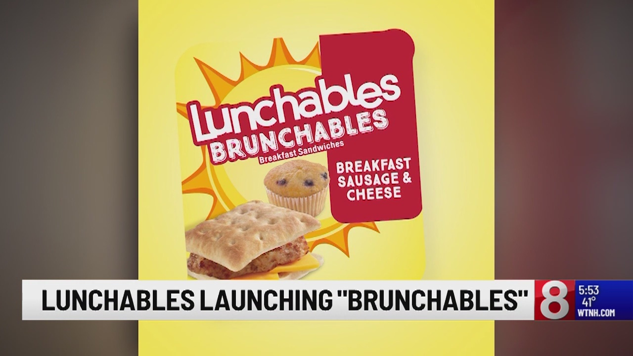 Lunchables launching breakfast line 'Brunchables'