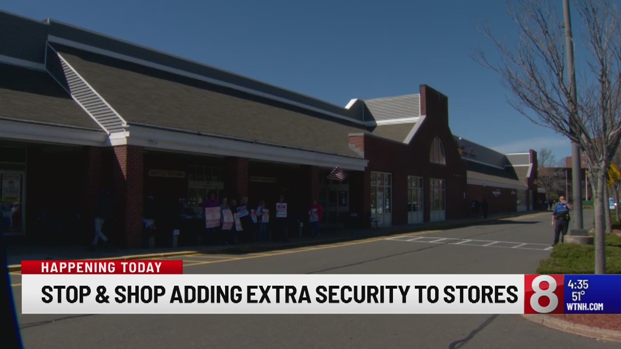 Wilton police investigate breach of peace incident at Stop & Shop