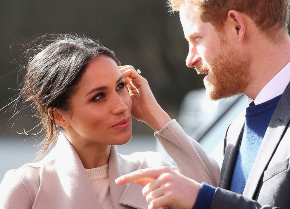 PHOTO_ Prince Harry and Meghan Markle visit the Eikon Centre and attend an event to mark the second year of the youth-led peace-building_6479639000533