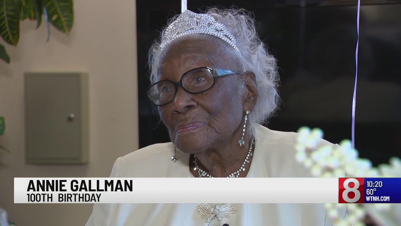 New Haven woman turns 100 Thursday
