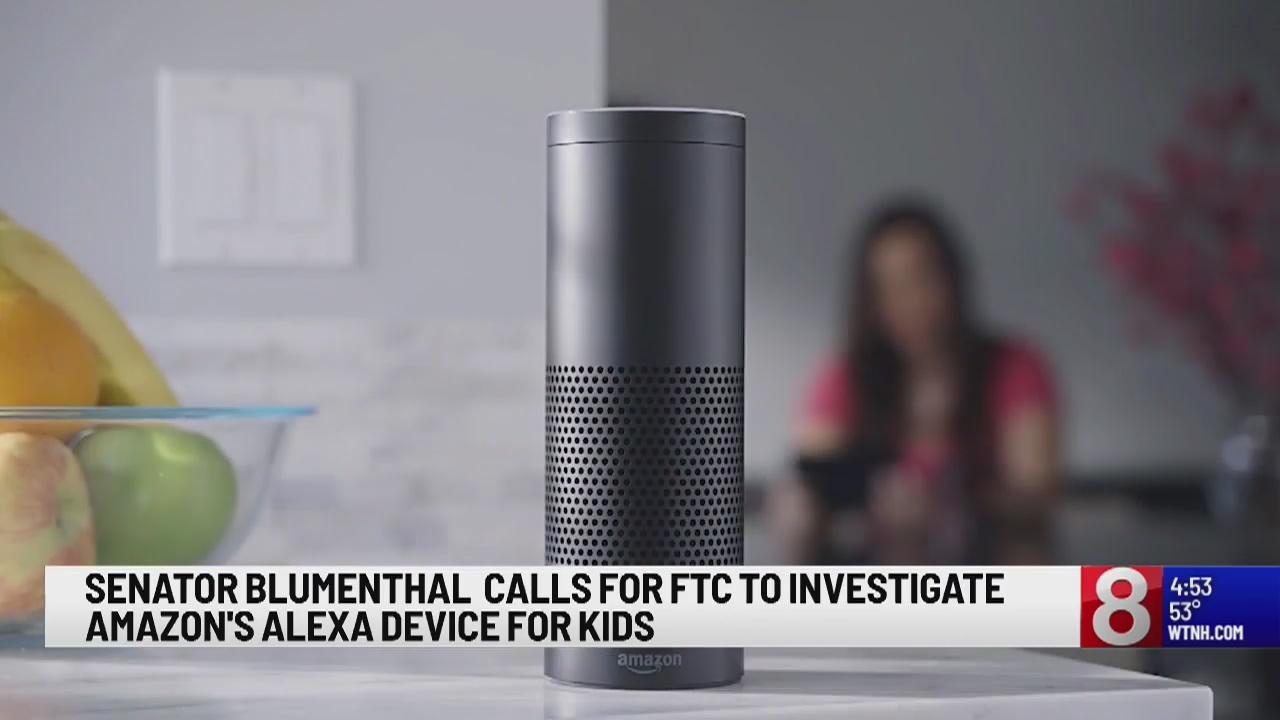 Parents can't delete what kids tell Amazon voice assistant