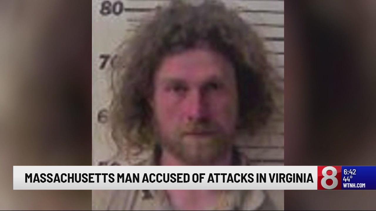 Sheriff says machete used in attacks on Appalachian Trail