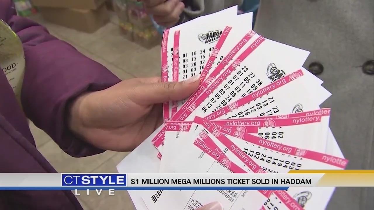 Today's Dish: $1 Million CT lottery winner sold In Haddam