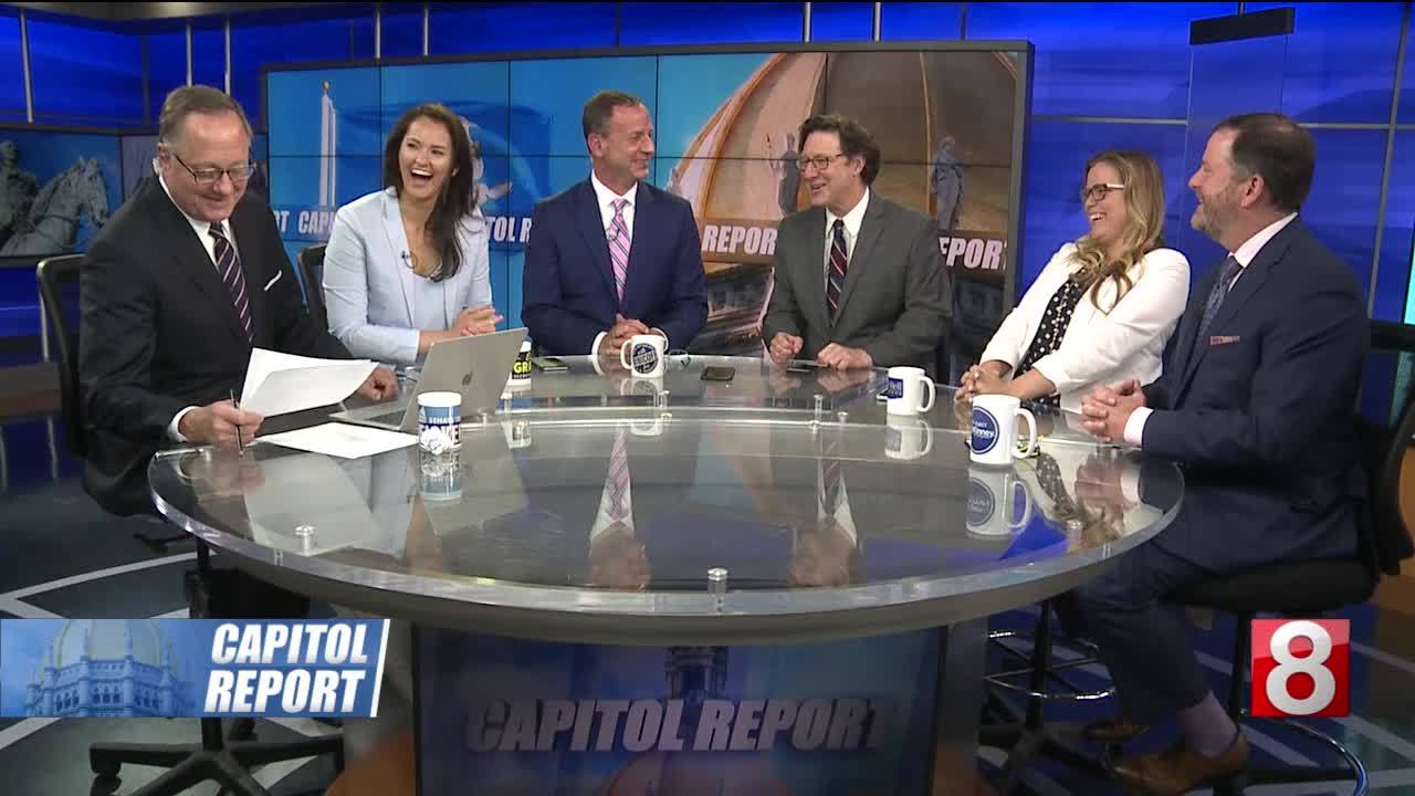 Capitol Report 'After Hours': Hearst Connecticut Media columnist Dan Haar visits the panel